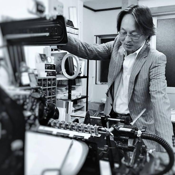 明晃印刷の高崎社長