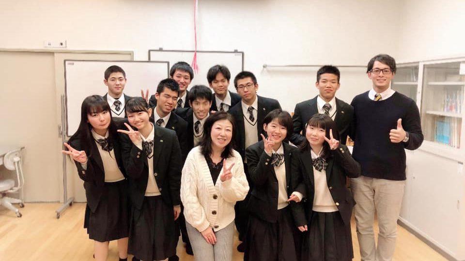 奈良県立西の京高校柔道部