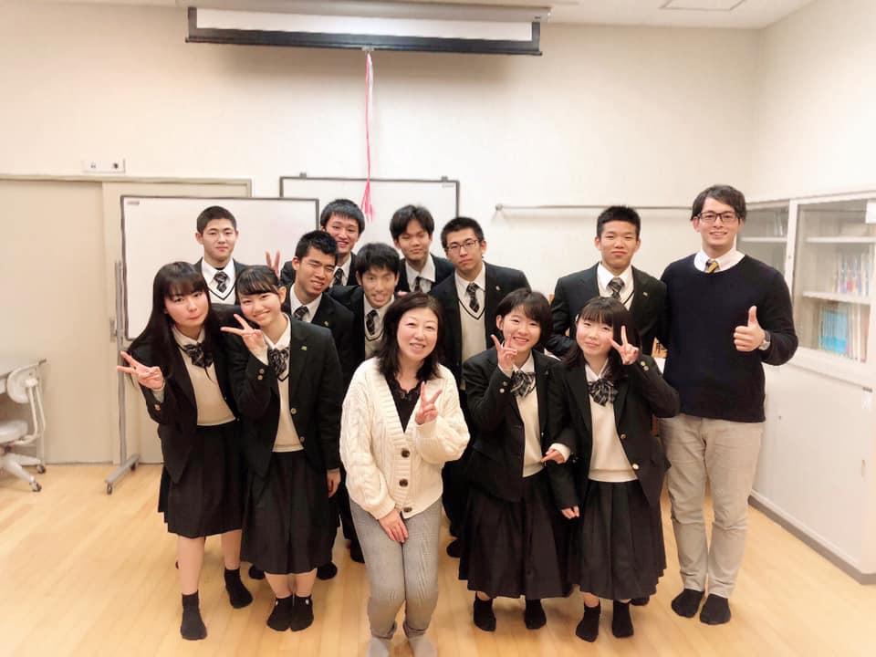 西の京高校柔道部