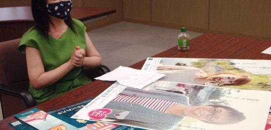 奈良ひとまち大学さんでインタビュー